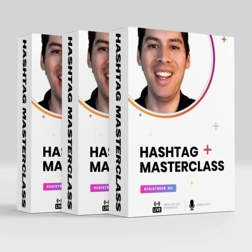 Hashtag Masterclass